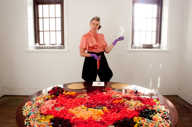 Cat Jones, Anatomy's Confection, Proximity Festival, 2014