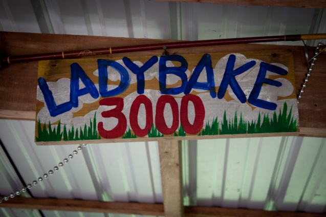 Ladybake 3000, Catskills. NY, Cat Jones 2013