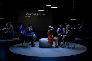 Scent of Sydney, Sydney Festival. Image by Cat Jones 2017